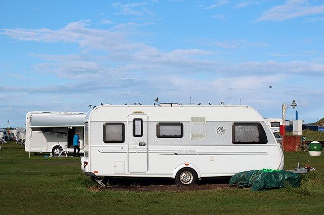 Wohnwagen-Versicherung Caravan